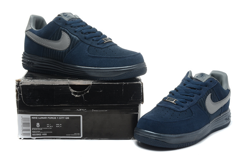 Nike Air Force 1 Low Dark Blue Sneaker